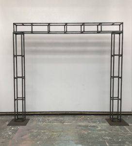 Julian Carter Design. Heavy duty arch