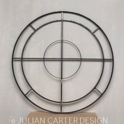 JULIAN CARTER DESIGN TRIPLE RING REF 29